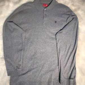 IZOD 100% cotton long sleeve shirt